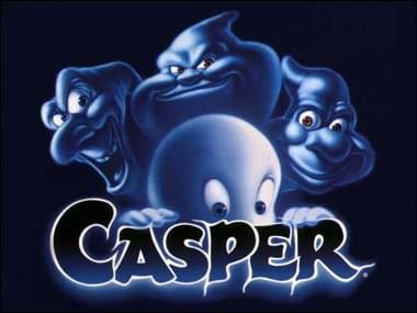 Casper Haunted Chrismas