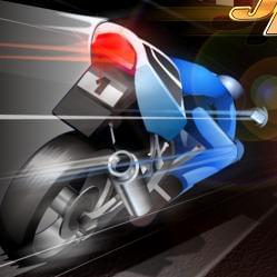 Turbo Spirit XT  لعبة سباق موتوسيكلات روح تربو