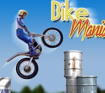 Bike Mania 2 دراجة مانايا التانية