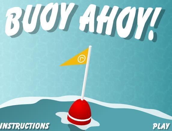 Buoy Ahoy   عوامة فى البحر