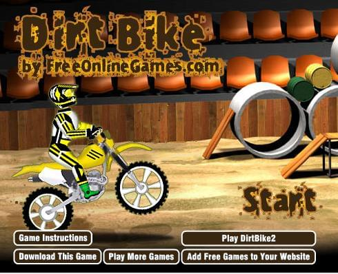 dirt bike دراجة ترابية