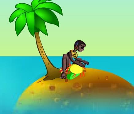 island detense
