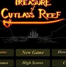 Treasure Cutlass Reef
