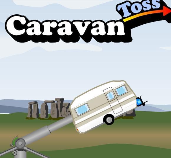 caravan toss ugoplayer