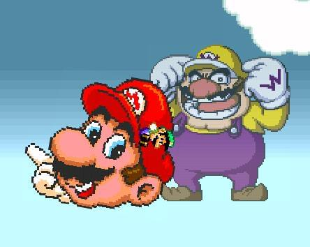Mario New Story   لعبة ماريو الجديدة