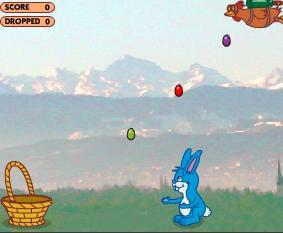 catch egg