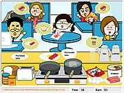 لعبة طبخ مقهى هونج كونج