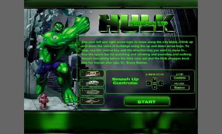 لعبة الرجل الأخضر الجزء الثاني