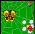 لعبة العناكب