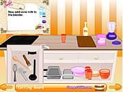 لعبة تعلم ترتيب ادوات المطبخ