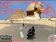 سباق الدراجات النارية فى الهرم