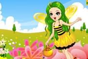 النحلة الحلوة