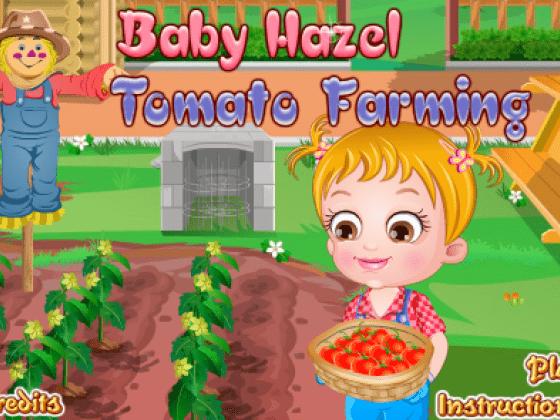 العاب زراعة الطماطم