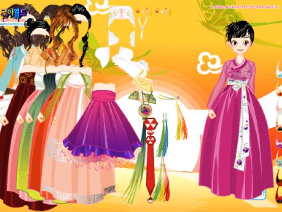 العاب الملابس اليابانية