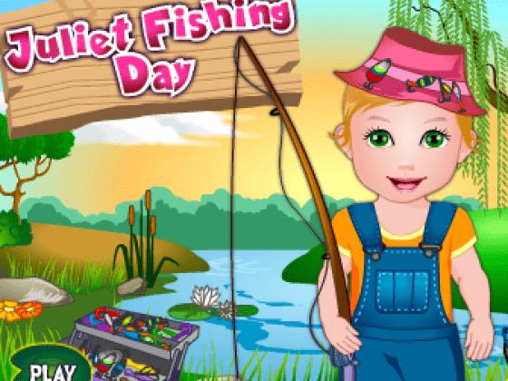 العاب صيد السمك للاطفال