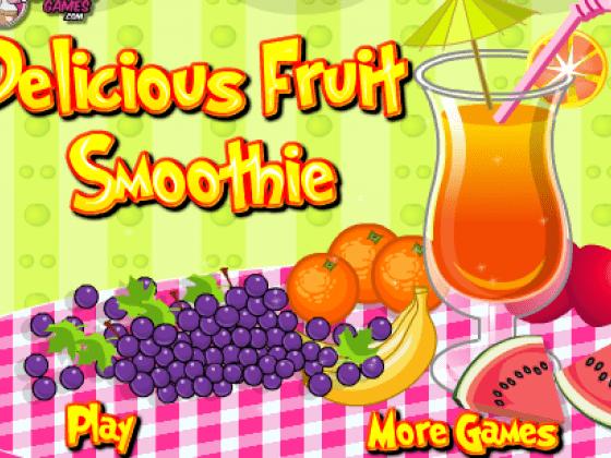 العاب تحضير عصير الفواكه