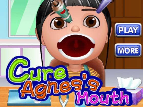 العاب طبيب اسنان الاطفال