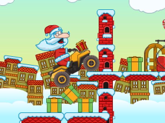 العاب سانتا كلوز