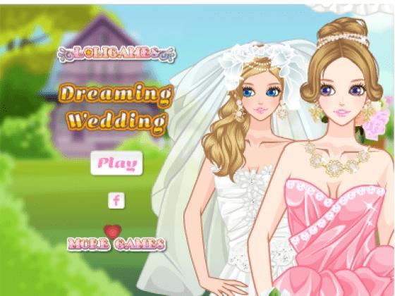 العاب تلبيس العروسة الانيقة