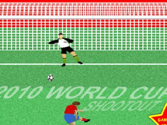 لعبة ضربات جزاء كاس العالم