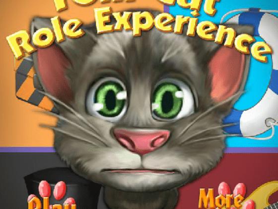لعبة القط الناطق