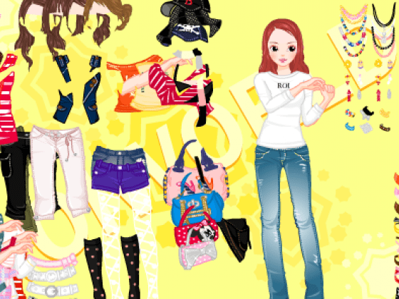 العاب ملابس البنات الحلوة