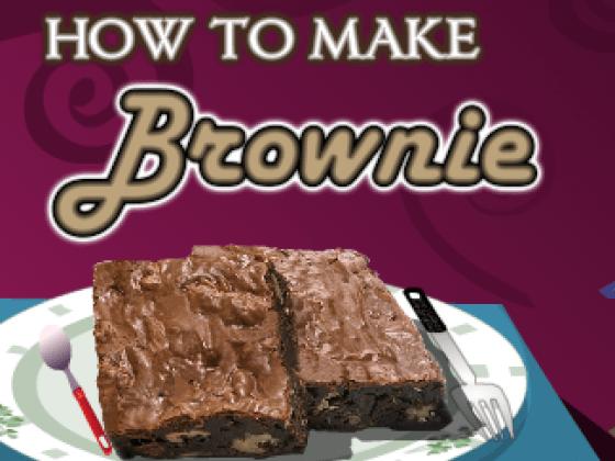 العاب طبخ براوني