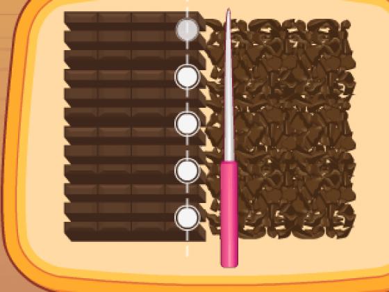 العاب تحضير بسكويت بالشوكولاتة