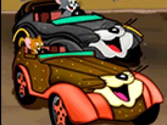 العاب سباق توم وجيري