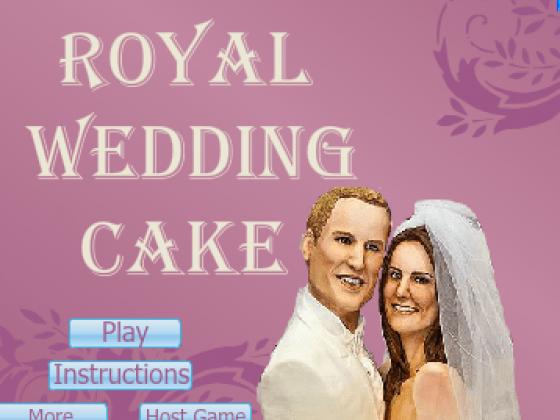 العاب تزيين تورتة الزفاف