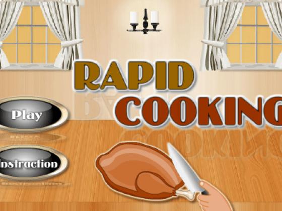 العاب طبخ الدجاج بالخضار