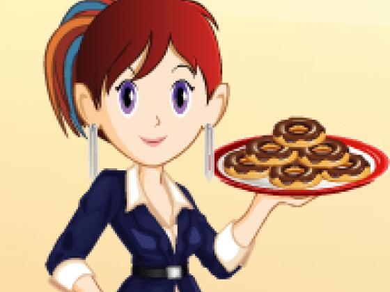 العاب طبخ الدونات