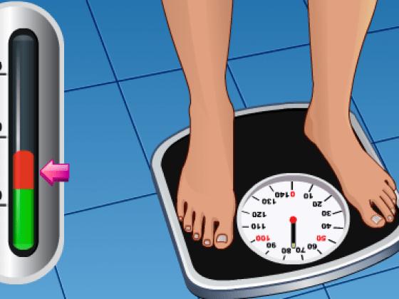 العاب تخسيس الوزن