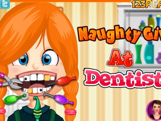 العاب دكتور الاسنان