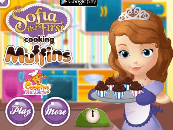 العاب طبخ صوفيا