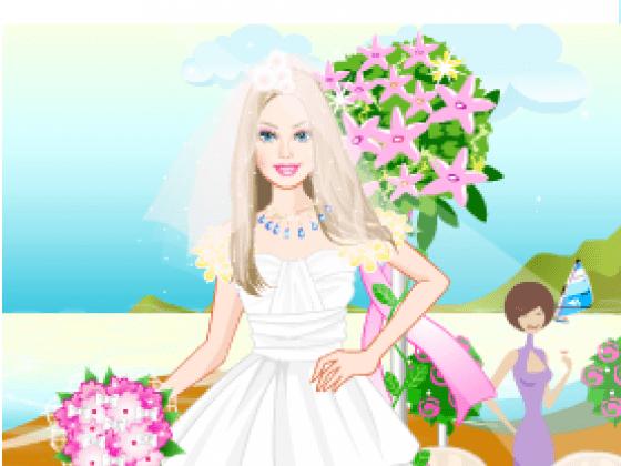 العاب ملابس العروسة