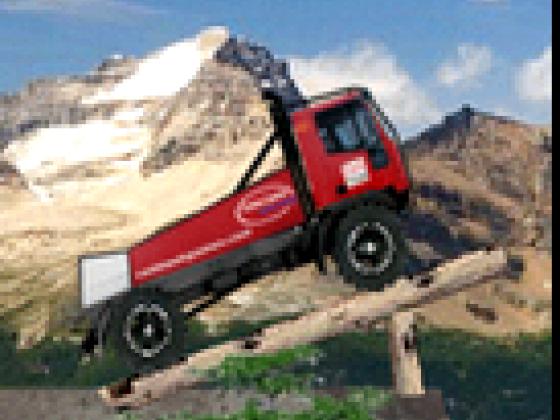العاب سباق الشاحنات