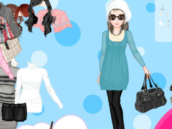 العاب تلبيس الملابس الشتوية