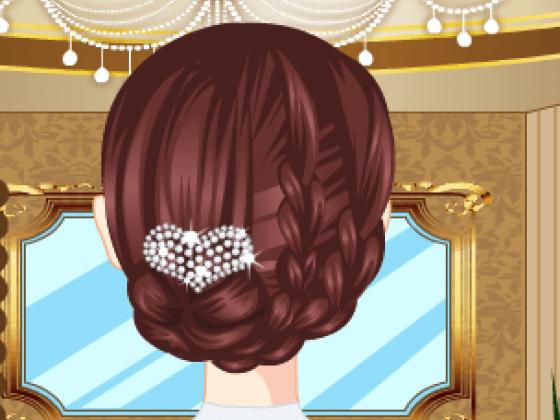 العاب تسريحات الشعر