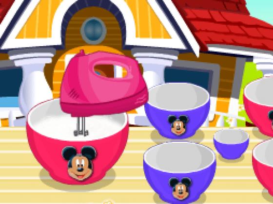 العاب طبخ كيكة جديدة