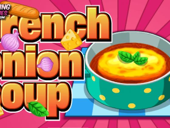 العاب طبخ الشوربة الفرنسية