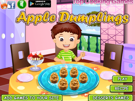 لعبة طبخ حلويات جميلة