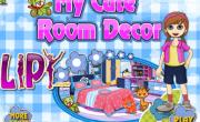 العاب ديكور غرف نوم