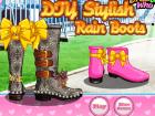 العاب تصميم الحذاء الشتوى