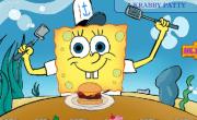 لعبة طبخ سبونج بوب