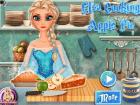 العاب طبخ ملكة الثلج