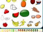 العاب تلوين الفواكه