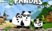 العاب مغامرات الباندا