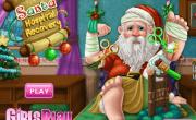 العاب علاج بابا نويل