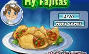لعبة طبخ فاهيتا الدجاج